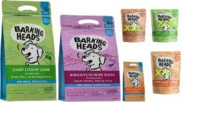 Barking heads SMALL balíček