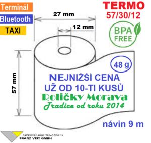 Termo 57/30/12 9 m BPA Free