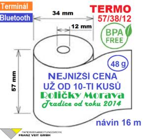 Termo 57/38/12 17 m BPA Free