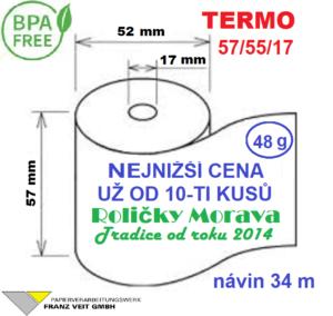 Termo 57/55/17 34 m BPA Free