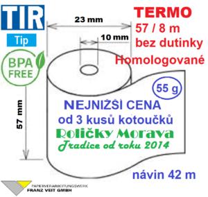 Termo 57/8 m BPA Free