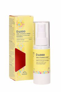 Vitamin D3 ve spreji 4000 IU – pro dospělé