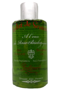Sprchový gel s organickou růžovou vodou | VERBENA