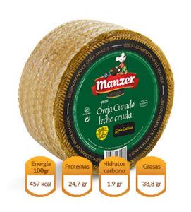 Vyzrálý ovčí sýr z nepasterizovaného mléka cca 0,9 KG