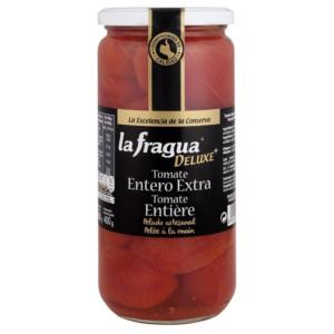 Loupaná rajčata v nálevu – sklenice- 660G