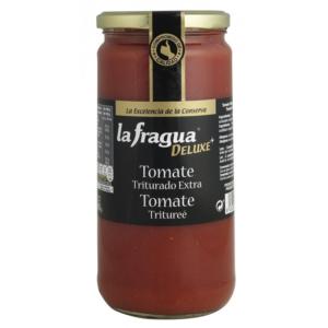 Drcená rajčata v nálevu – sklenice- 660G