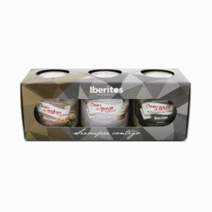 Výběrové balení španělských sýru 3x30G
