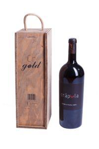 Dárkové balení Červené víno Crapula crianza Magnum 1,5L