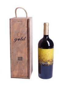 Dárkové balení Červené víno Crapula gold Magnum 1,5L