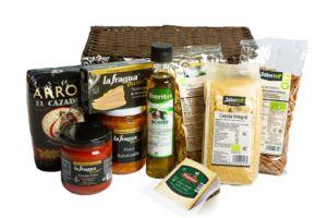 Dárkový koš středozemní kuchyně (BIO)