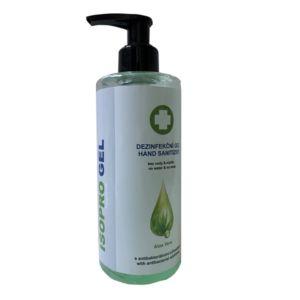 Isoprogel 250Ml – Aloe Vera (Dezinfekční gel na ruce)
