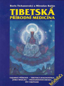 Kniha – Tibetská přírodní medicína