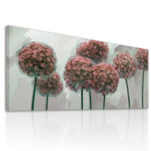 Obraz na plátně GARLIC FLOWER F různé rozměry Ludesign