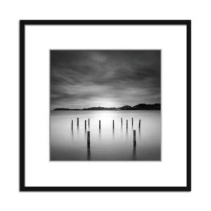 Obraz v rámu JETTY 04 – 50×50 cm Styler