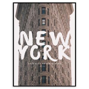 Obraz v rámu NEW YORK CITY 50×70 cm Styler