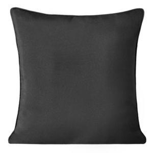 Polštář EASY COLOR černá 50×50 cm Mybesthome