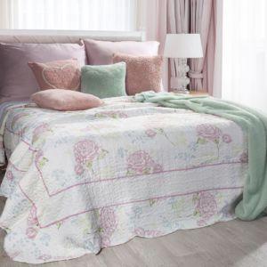 Přehoz na postel ADEMIR 220×240 cm růžová Mybesthome