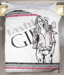 Přehoz na postel FASHION GIRL 200×220 cm Mybesthome