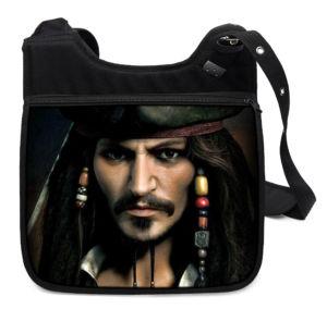 Taška přes rameno Johny Depp 02 MyBestHome 34x30x12 cm
