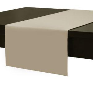 Ubrus – běhoun na stůl SIMPLE COLORS 45×95 cm, béžová, ESSEX