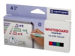 Fix 8559 WhiteBoard marker, sada 4 barev