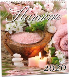 Kalendář nástěnný Harmonie 2020