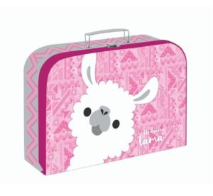 Dětský kufřík  Karton P+P – Lama