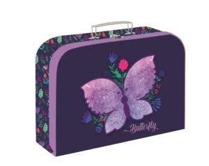 Dětský kufřík  Karton P+P – motýl