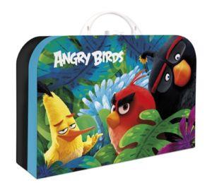 Dětský kufřík Angry Birds  Karton P+P