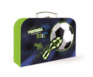 Dětský kufřík fotbal  Karton P+P