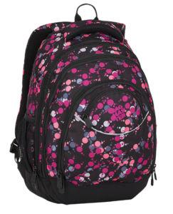 Dívčí studentský batoh Bagmaster ENERGY 8 B