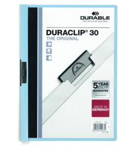 DURACLIP 30-modrá