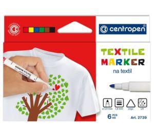 Fixy Centropen na textil  2739