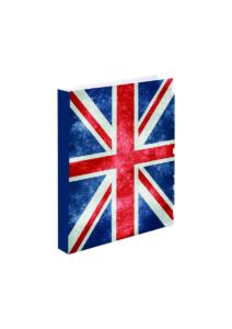 Karis blok A4 Karton P+P Vlajka Uk
