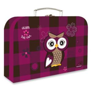 Kufřík The Owl Olivia