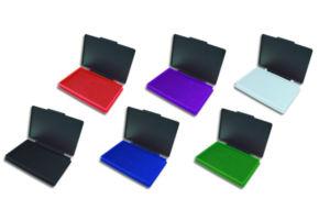 Plastová razítkovací poduška Kores – Stampo –  7×11 cm / nenapuštěná