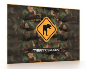 Podložka na stůl Karton P+P  60 x 40 cm – T-rex