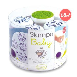 Razítka Aladine StampoBaby, domácí zvířátka