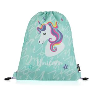 Sáček na cvičky Karton P+P – Unicorn iconic