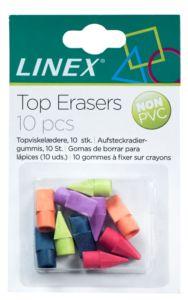 Sada pryží nasazovacích na tužku Linex 10ks