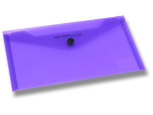 Spisovka sdrukem, DL, fialová