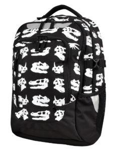Studentský batoh Stil – Black and white