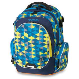 Studentský batoh Walker Campus Wizzard Blue