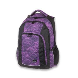 Studentský batoh Walker Snatch Haze Violet