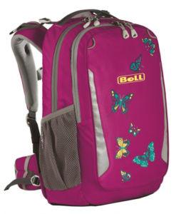 Školní batoh Boll, SCHOOL MATE, 18 l – Butterflies Boysensbery