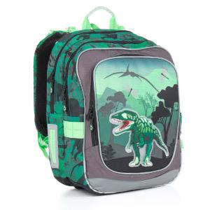 Školní batoh pro kluky Topgal CHI 842 E Green
