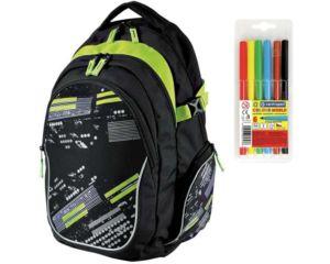 Školní batoh Stil teen Subway
