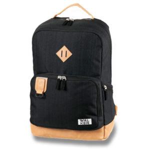 Školní batoh Walker Pure Concept black