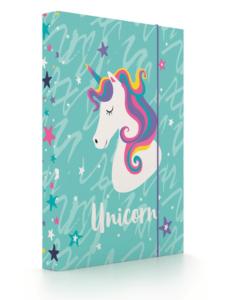 Školní box na sešity A4 Karton P+P – Unicorn iconic