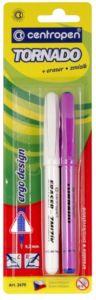 Školní pero Centropen TORNADO 2675 se zmizíkem